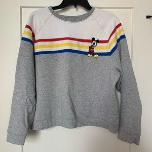 Mickey Mouse Sweatshirt & Sweatpants (Set)